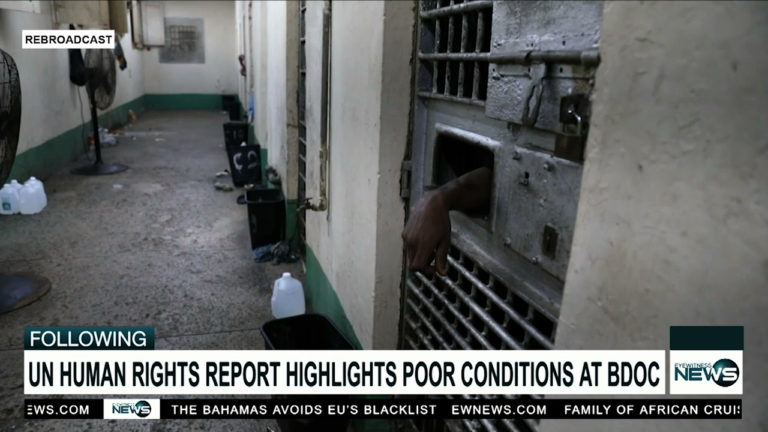 U.S. Human Rights report points to prison, immigration deficiencies