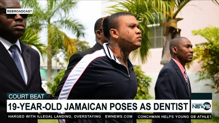 Another Jamaican charged with impersonating dentist
