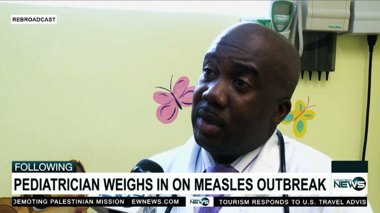Another case of measles reported