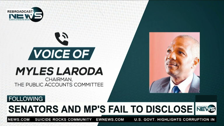 PDC Chairman: Some Senators, MP's have failed to disclose assets