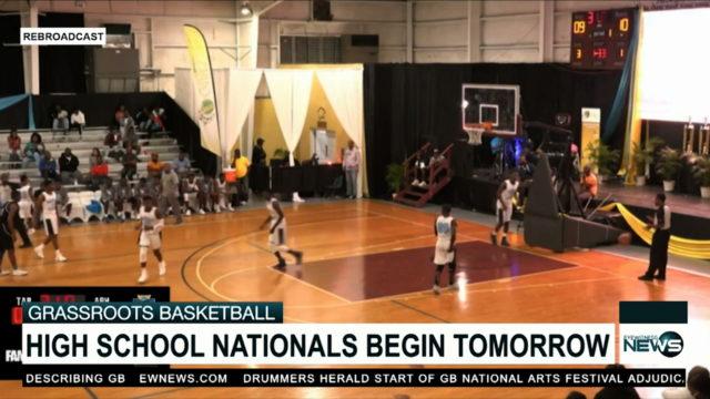 High School basketball nationals get underway