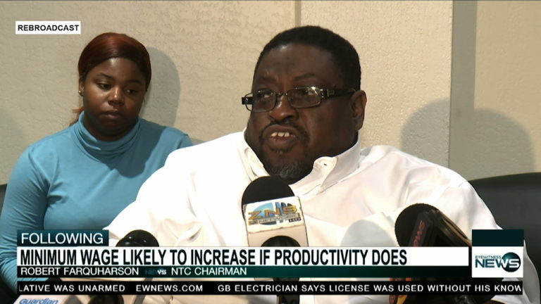 NTC chairman: Higher minimum wage must come with increased productivity