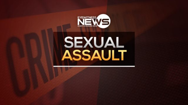 60-year-old woman allegedly sexually assaulted