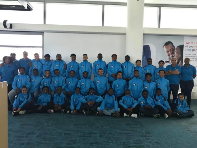 Team Bahamas picks up three medals at CARIFTA Water Polo Championships