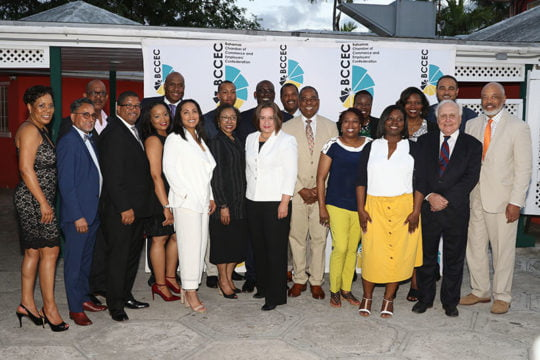 Welcome networking reception held for US trade mission to The Bahamas