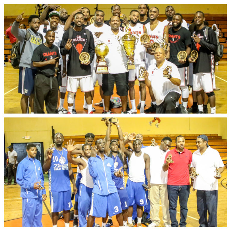 Giants, High Flyers win national titles