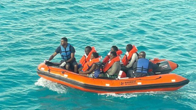 RBDF apprehends 40 Haitian migrants in southern Bahamas