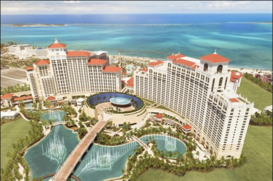 BAHA MAR CELEBRATES TWO SPECTACULAR YEARS, THANKS TO OUTSTANDING ASSOCIATES