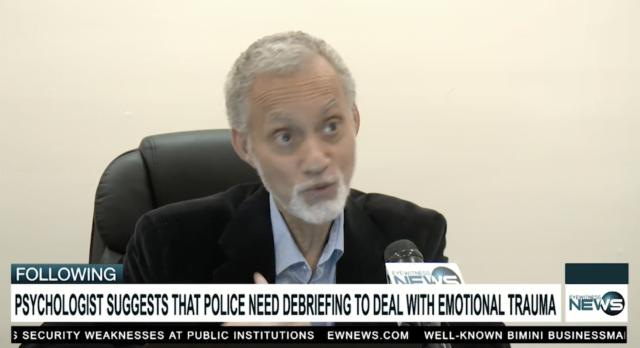 Psychologist: Law enforcement agencies should enforce debriefing sessions
