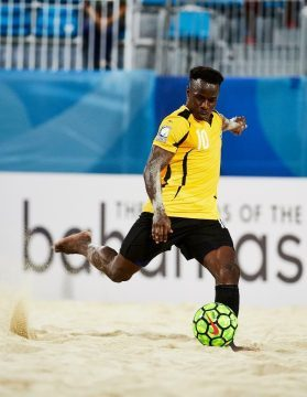 Bahamas tops Turks and Caicos 7-0 in friendly match