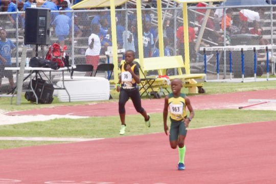 """35th Frank """"Pancho"""" Rahming Primary School Championships open with greater participation"""