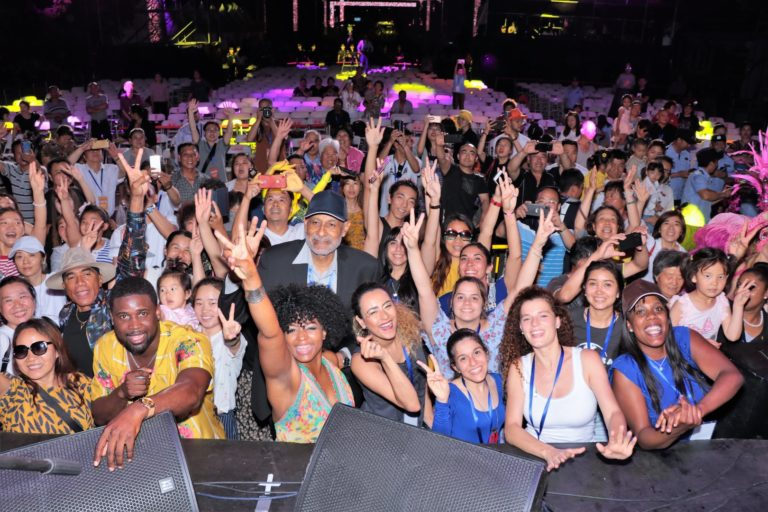 Bahamian musicians had international audience out of their seats