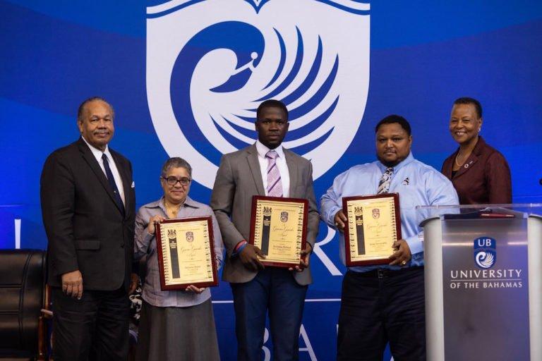 UB honours outstanding achievement