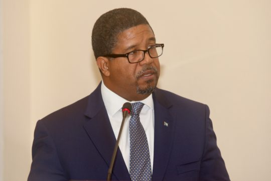 Finance Minister: Bahamas has several structural impediments making it difficult to complete globally in exporting goods