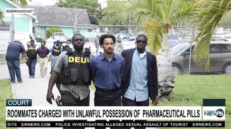 Roommates charged with unlawful possession of almost 9,000 pharmaceutical pills