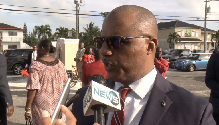 Dames fails to confirm or deny if govt. misspoke on Rolle's appointment