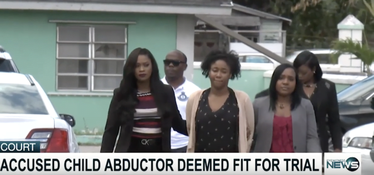 Alleged child abductor charged with four counts of abduction