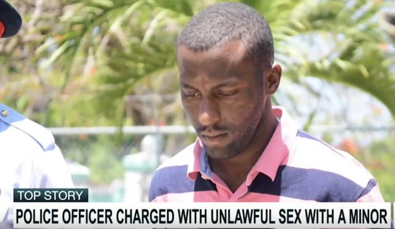 Police officer charged with having unlawful sex with a minor
