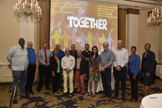 Global Ports Holding gains support from downtown and festival place stakeholder groups