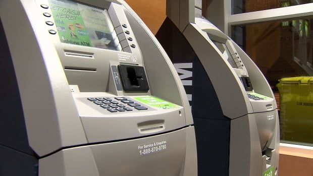 Cash stolen from ATM of bank on Prince Charles Drive