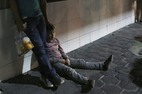 Migrants sent back by US dumped in Mexico's Monterrey