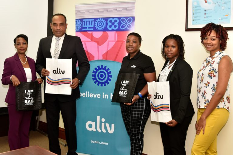 Aliv takes the lead as first corporate sponsor of plastic ban campaign