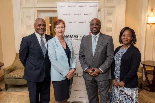Bahamas First Holdings Limited announces new board members