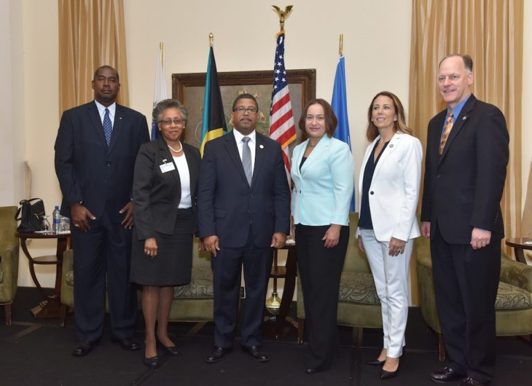 Bahamas committed towards disaster risk reduction efforts, says DPM
