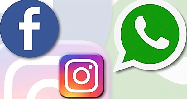 WhatsApp, Instagram and Facebook down
