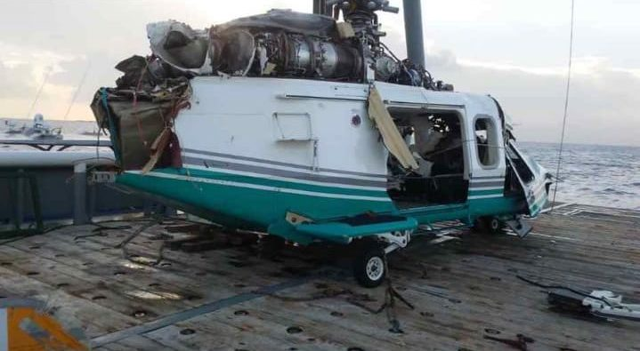 Wreckage, black box of tragic helicopter crash recovered