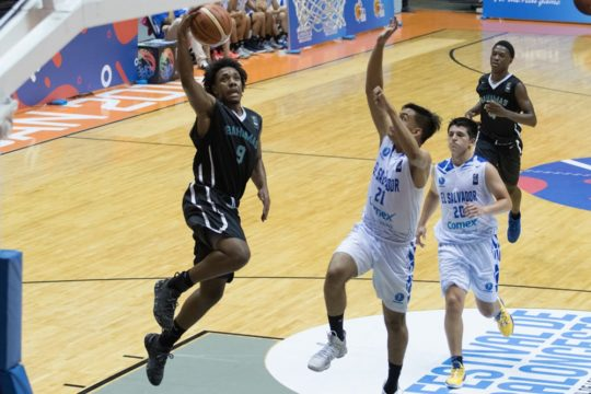 Bahamas cruises past El Salvador 86-57