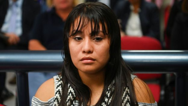 El Salvador: Evelyn Hernández cleared over baby's death
