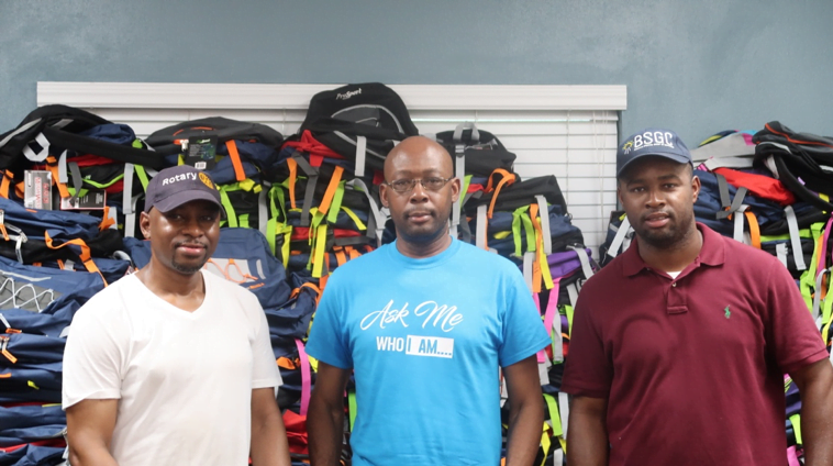 BSGC brings back-to-school relief to those who need it most