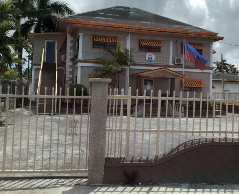 Minister refutes Bahamian officials prompted recall of Haitian embassy personnel