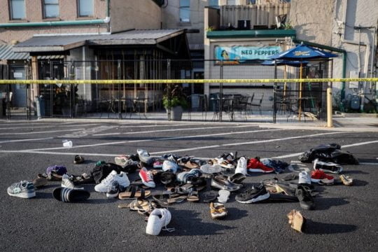 Henfield cautions Bahamian travelers amid three deadly US mass shootings