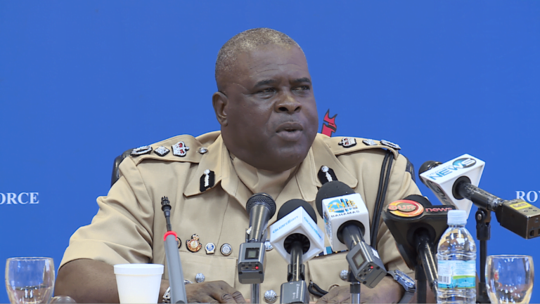 Police commissioner tight-lipped on retirement, successor
