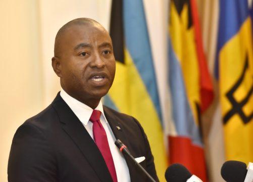 Bahamas delegation at United Nations General Assembly