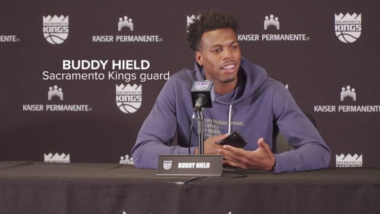 Hield scores career-high in loss