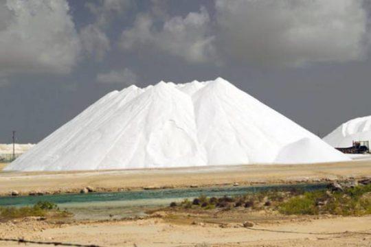 Morton Salt operations ongoing