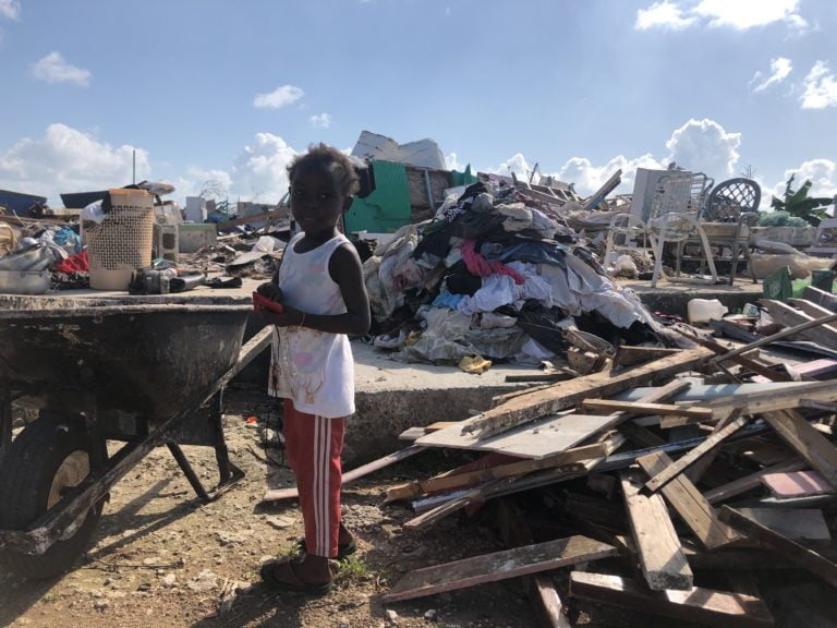 """""""DISASTER WAITING TO HAPPEN"""": Foreign affairs minister underscores danger of shantytowns in defense of govt's position"""