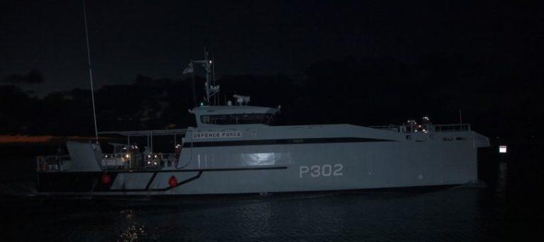 17 suspected Dominican poachers caught near Ragged Island