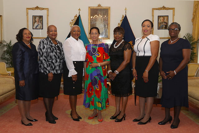 Senate elects two women to top posts