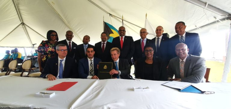 NEW DAY: Govt. signs Heads of Agreement for sale of Grand Lucayan
