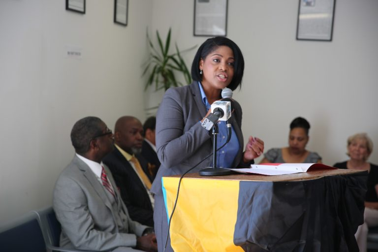 Bimini MP encourages residents not to panic