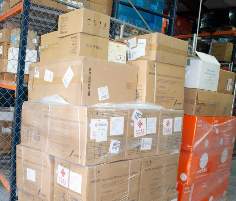 China donates medical supplies to The Bahamas