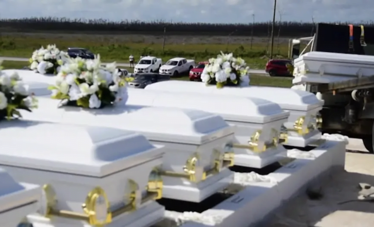DORIAN INQUEST: 59 bodies recovered after storm, 25 identified