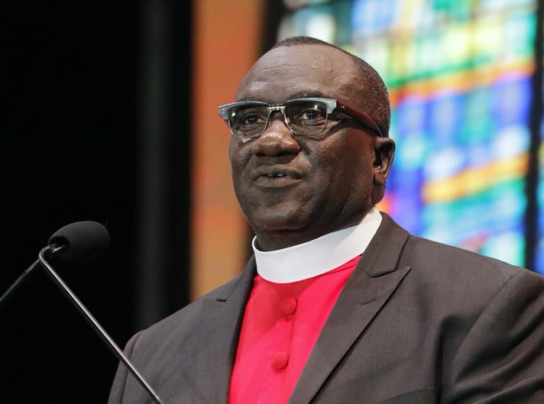 Bishop Delton Fernander re-elected Christian Council President