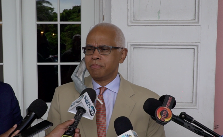 D'Aguilar: Bahamians responsible for COVID influx