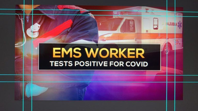 EMT tests positive for COVID-19, 10 contacts in quarantine