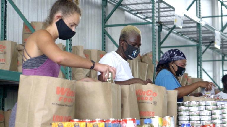 Registration for National Food Distribution Program jumps 3.5k in two days